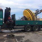 transport oraz montaż kontenerów