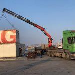strabag transport cala polska antrans gdansk pomorskie hds