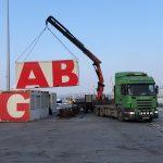 transport kontenerów montaz demontaż